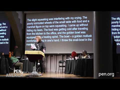 2015 PEN World Voices Festival Opening Night: The Future is Now (full video)