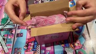 KidsPlay    L.O.L surprise DollHouse Party Pool Swimming Unboxing lol omg and lol dolls - Part 1