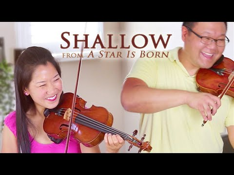 Playing SHALLOW with my husband, who hasn't played in years! from YouTube · Duration:  3 minutes 56 seconds