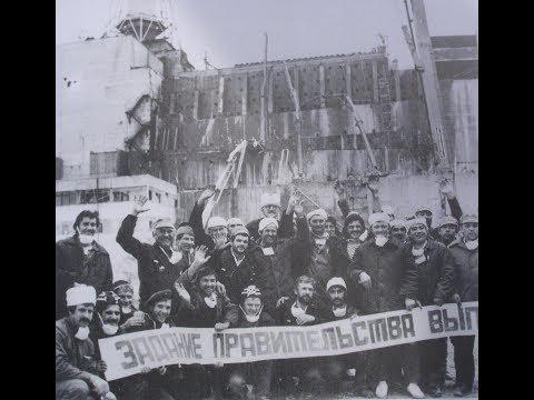 Liquidators. 1986 Chernobyl documentary.