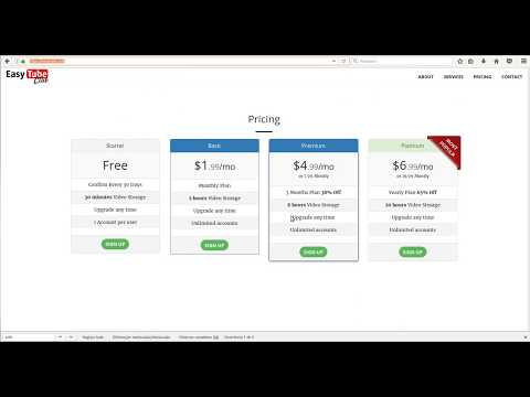 Professional Hosting For YouPHPTube For free
