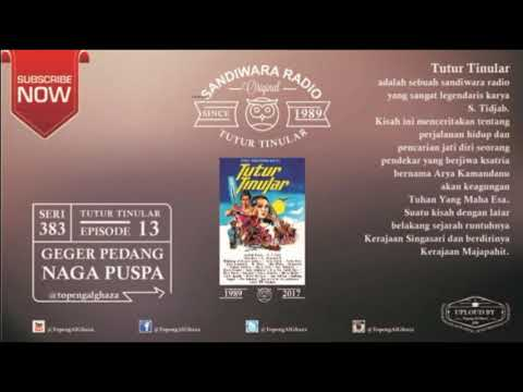 TUTUR TINULAR [EPSD] 13 Geger Pedang Naga Puspa SERI : 383 from YouTube · Duration:  24 minutes 43 seconds