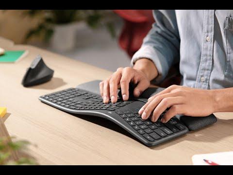 Awesome New 5  Ergonomic Latest Design Keyboard