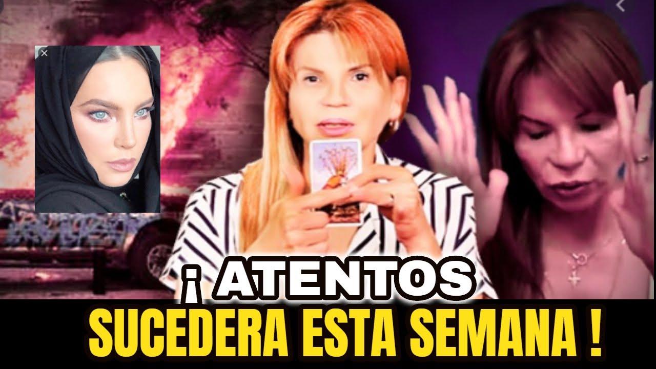 🔥 ATENCION ULTIMA HORA ! Mhoni Vidente SORPRENDE Con NUEVA PREDICCION Para FAMOSO Hoy Noticias 2020!
