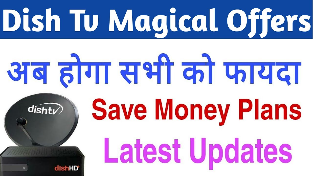 Dish tv offer free hd channel 169 pack   dish tv plans list youtube.