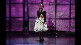 Kid Singer Bri'Anna Harper Wows with Her Jackson 5 Cover!