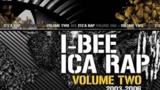 Album I.BEE IT'S A RAP Vol.1. i Vol.2. mozete naruciti na ibee.itsa...