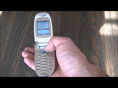 How To Restore An LG VX5200 Cell Phone To Factory Settings