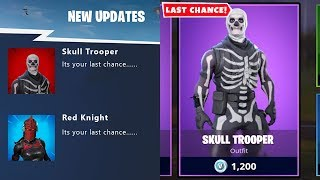 These 7 RARE Skins Are Coming Back To Fortnite ~ Fortnite Battle Royale