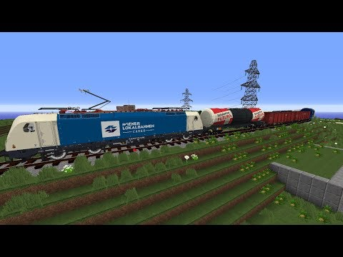 1 12 1] Immersive Railroading Mod Download | Minecraft Forum