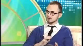 КВН - Сборная Евразийского института - 2011 - интервью