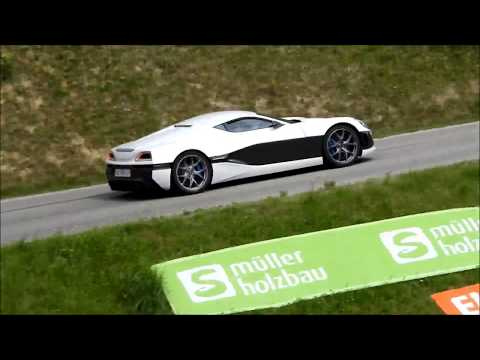 Richard Hammond crash | hillclimb Hemberg 2017 | original video