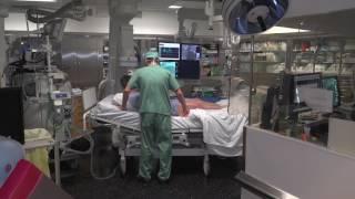 Le cathétérisme cardiaque ou coronarographie