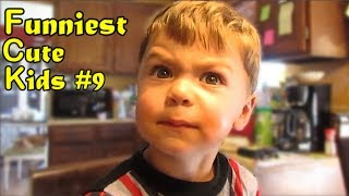 Funny Cute Kids Compilation 2017 (Part 9) | Funniest Kids Bloopers