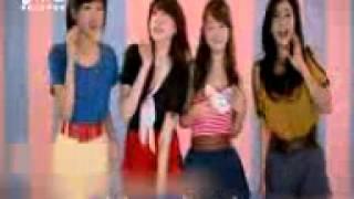 cherrybelle - Dilema (3gp HQ)