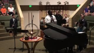 Joy Inside My Tears - Cleveland P. Jones at UUCA