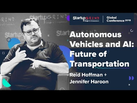 Autonomous Vehicles and AI Future of Transportation with Reid Hoffman