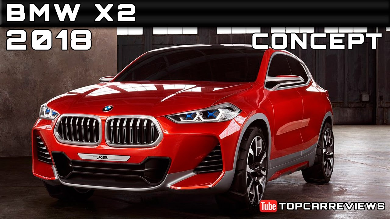 2018 bmw x2 concept review rendered price specs release. Black Bedroom Furniture Sets. Home Design Ideas