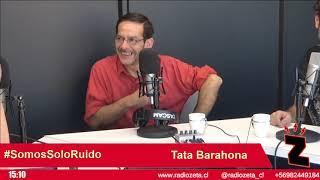 Radio Zeta - Somos SoloRuido  2305 19 Con Tata Barahona cantando!!