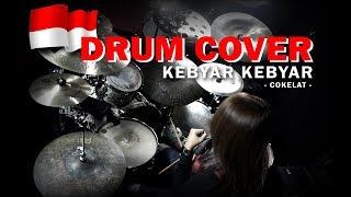 Gambar cover Cokelat - Kebyar Kebyar | Vitha Vee Drum Cover