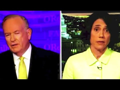 Bill O'Reilly DEMOLISHES Conservative Writer Jennifer Rubin On Air