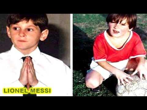 Тайны Лионеля Месси Lionel Messi of childhood and adolescence