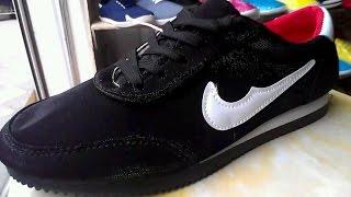 Обзор обуви! Кроссовки  черного цвета НОВИНКА