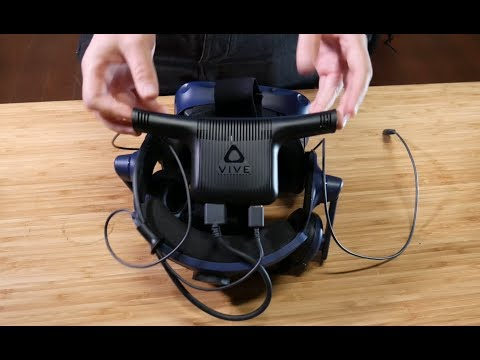 HTC VIVE PRO Wireless Adapter First Impression