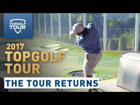 2017 Topgolf Tour Trailer | Topgolf