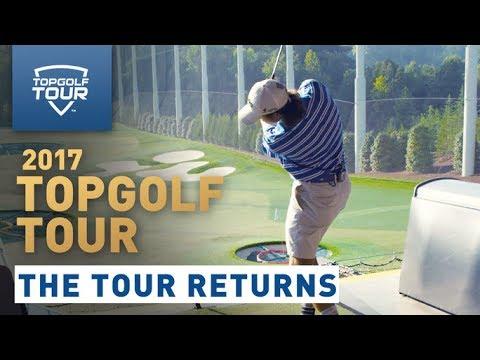 2017 Topgolf Tour Trailer | Topgolf