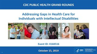 Addressing Gaps In Health Care For Individuals With Intellectual Disabilities