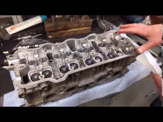 Adjusting Valve Lash With Bucket Lifters Youtube