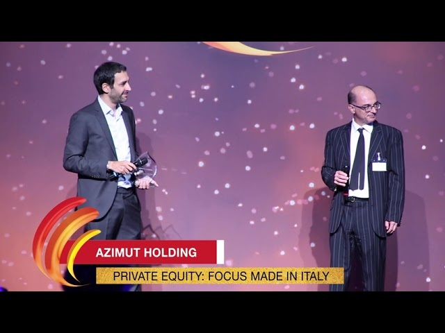 Azimut Holding  - TopLegal Corporate Counsel & Finance Awards 2021