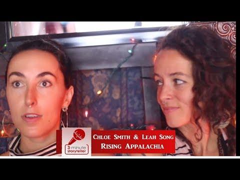 Chloe Smith and Leah Song of RISING APPALACHIA
