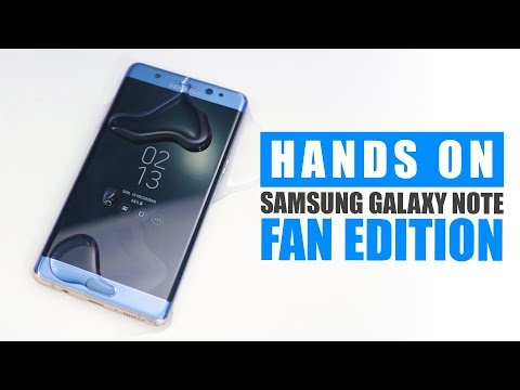 Hands On Samsung Galaxy Note FE (Fan Edition) : Seksi Cooy!