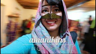 Amanikins in Qeshm, Iran!