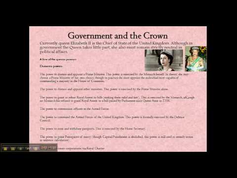 The Government of the United Kingdom