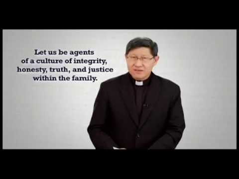 The Role of the Family in the New Evangelization by Cardinal Tagle