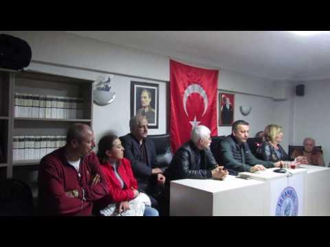 İstanbul Ahde Vefa Dern.Azmi Karamahmutoğlu Konferansı ve Kuran Tilaveti