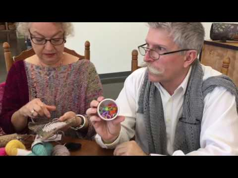 The Knitting Tree, L.A. Video Podcast #2