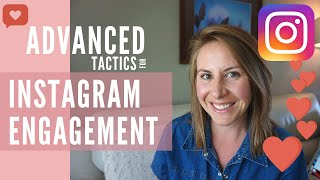 5 Ways to get MORE ENGAGEMENT on Instagram  *ADVANCED*  2020