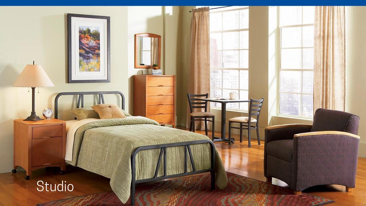 Butler Human Services Metal Beds