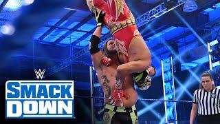 AJ Styles vs. Gran Metalik – Intercontinental Championship Match: SmackDown, July 31, 2020