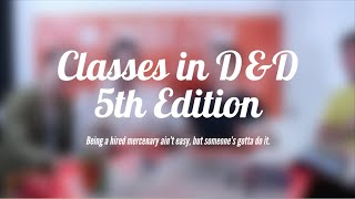 What are the options for classes? We give you a run down and some p...