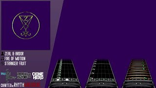 [CH/PS/RB3] Zeal and Ardor - Fire Of Motion (Guitar/Bass/Drum Chart)