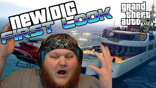 GTA 5 Online PC | NEW DLC: FIRST LOOK | BOATS 'N HOES