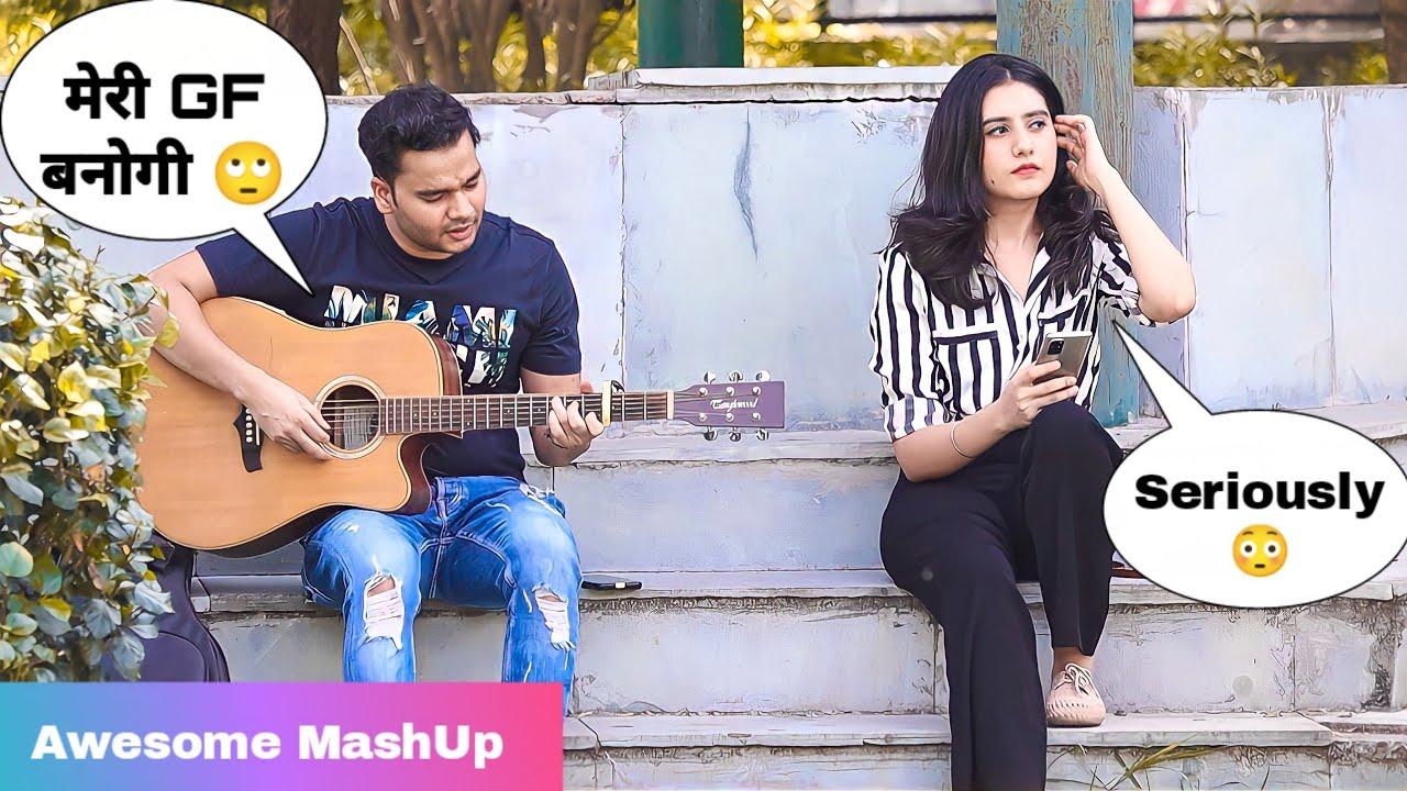 Tu Bhi Sataya Jayega Song Special MashUp Reaction Video Prank | Siddharth Shankar | Vishal Mishra