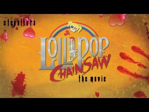 Lollipop Chainsaw [Game Movie]