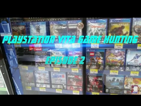 Playstation Vita Game Hunting: Episode 2