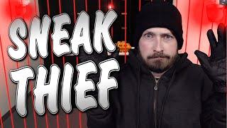 MILLION DOLLAR BANK HEIST - Sneak Thief Gameplay #1